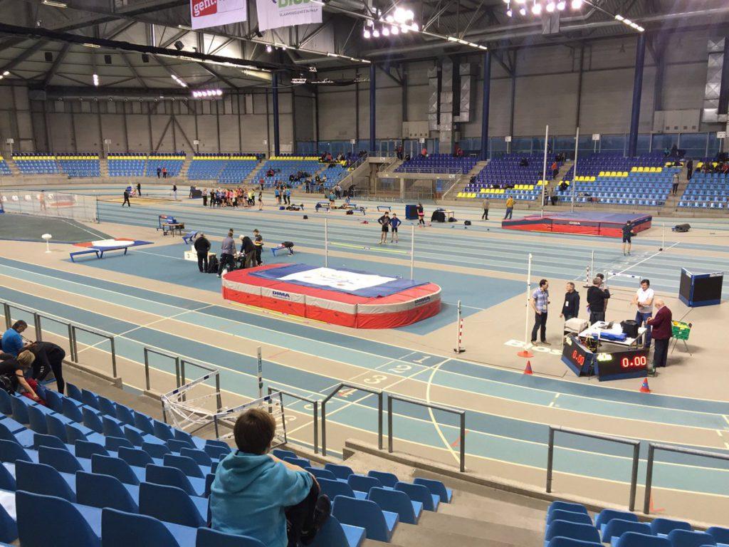 ZWAT behaalt maarliefst 6 titels op PK indoor in Gent