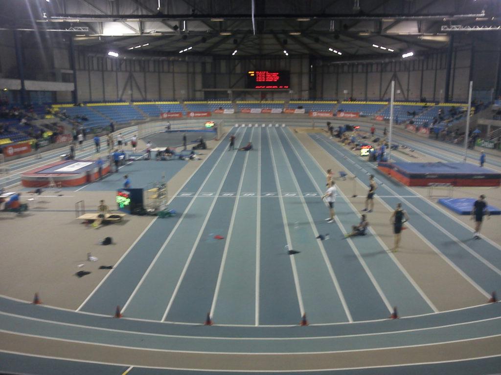 Vlaams kampioenschap indoor 2018