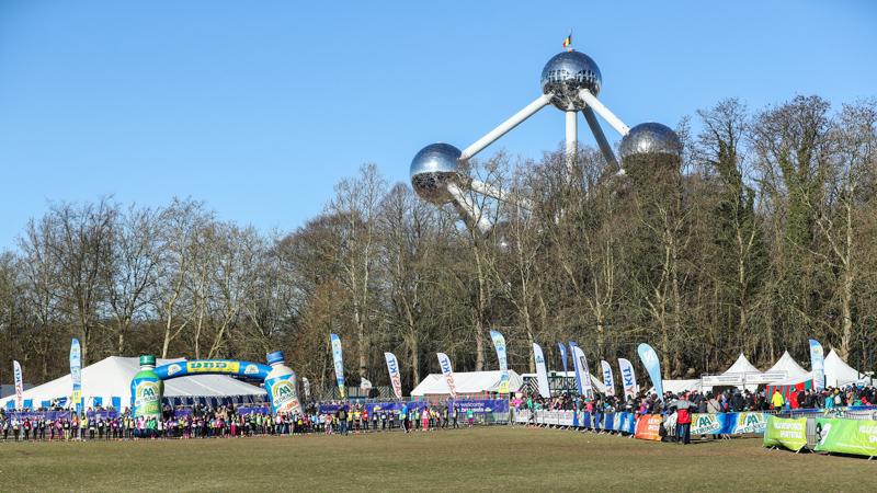 Belgisch kampioenschap veldlopen Brussel