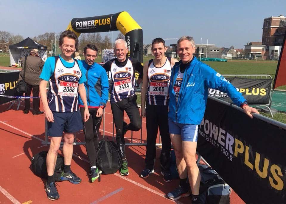 Halve marathon te Lier - Zondag 25 maart 2018