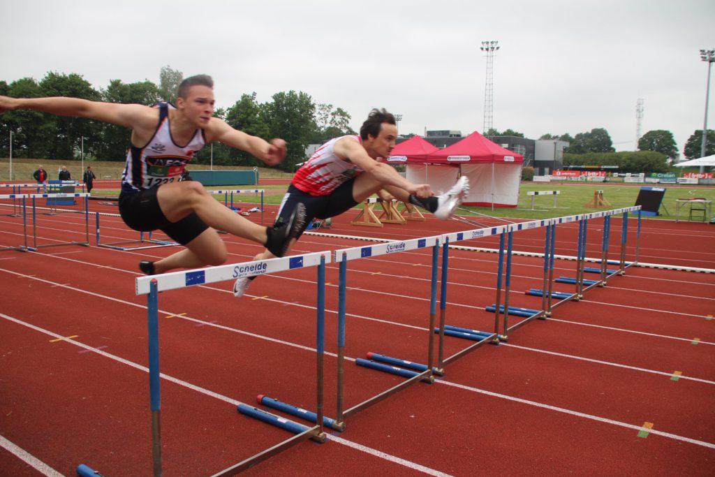 Persoonlijke records sneuvelen op het Vlaams kampioenschap AC in Deinze