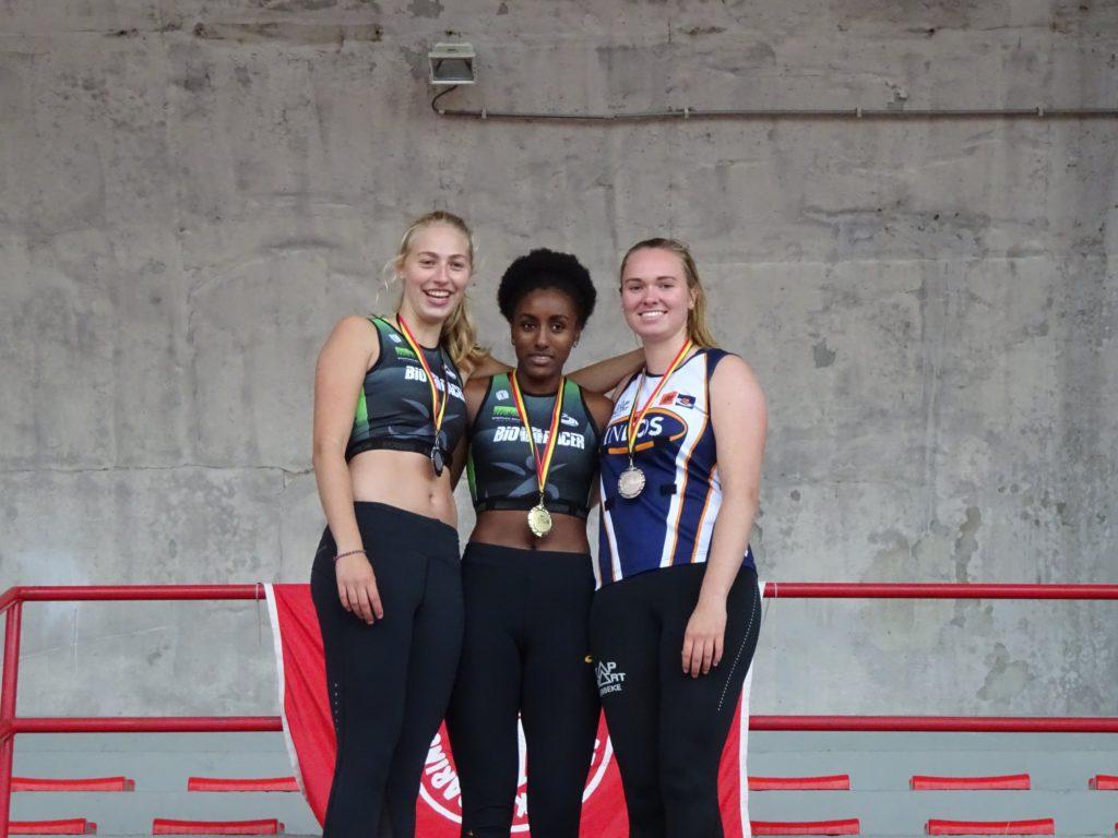 Lotte wint brons op BK Hamerslingeren voor junioren