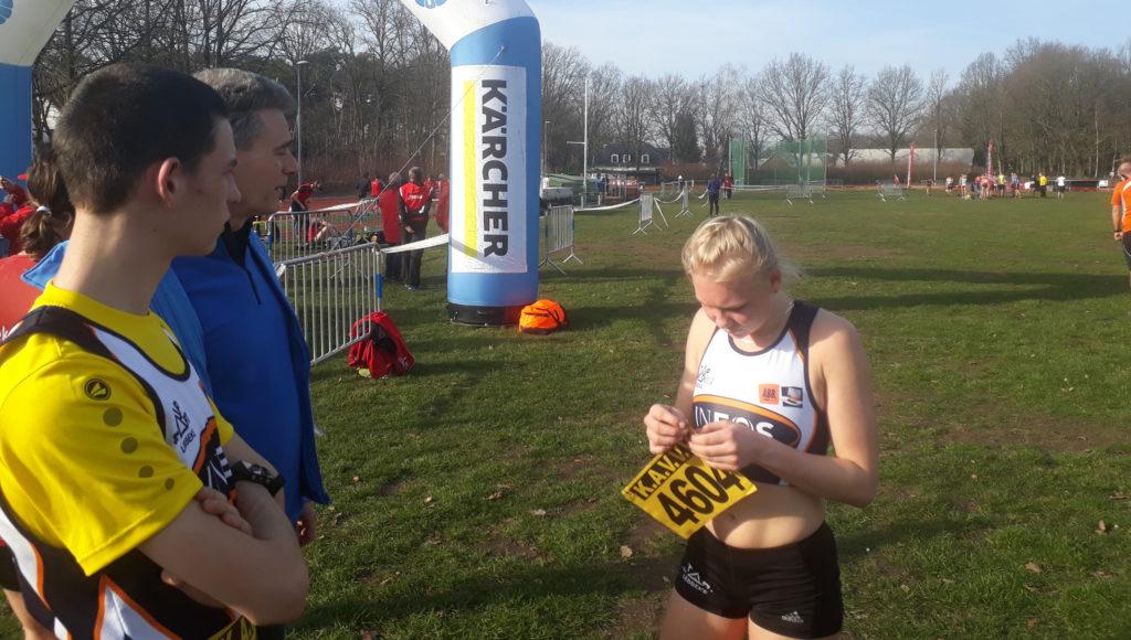 ZWAT behaalt 6 medailles op kavvv kampioenschap veldloop in Sint-Niklaas