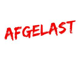 UPDATE: VAL-Wedstrijden ZWAT afgelast