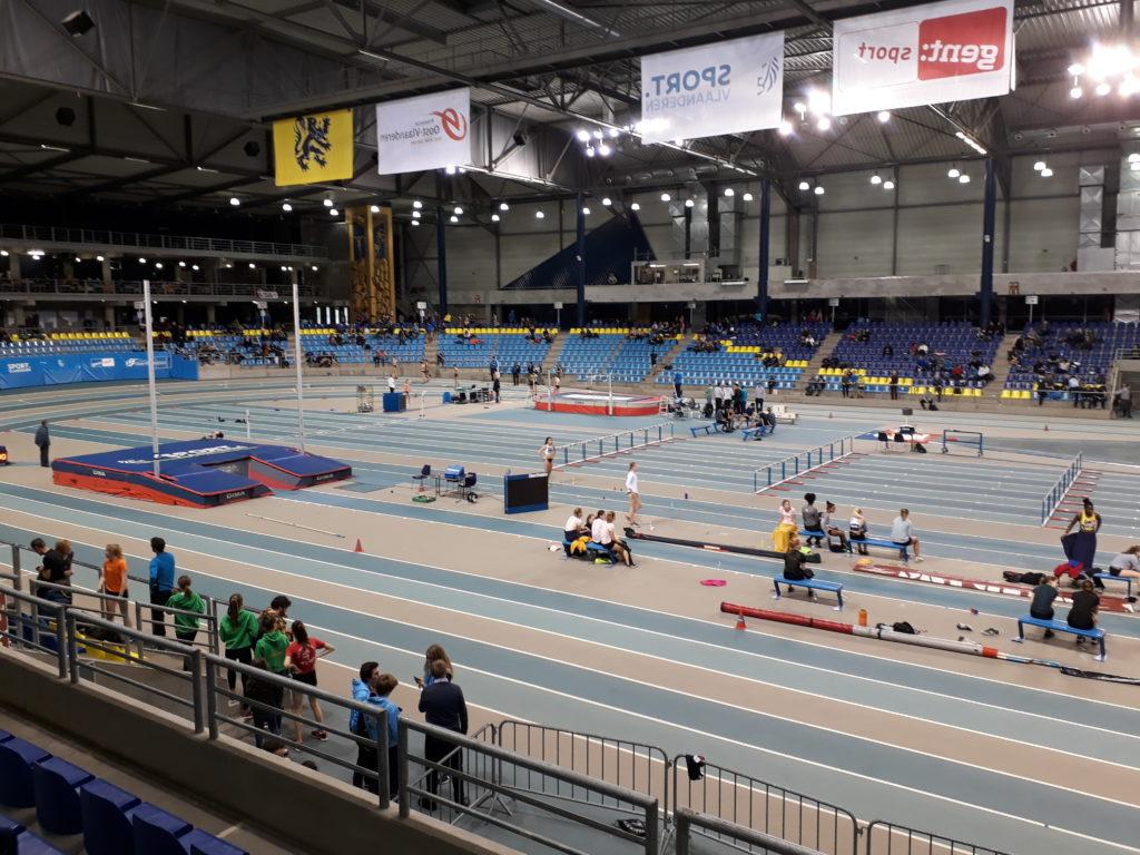 Vlaamse kampioenschappen indoor 2019