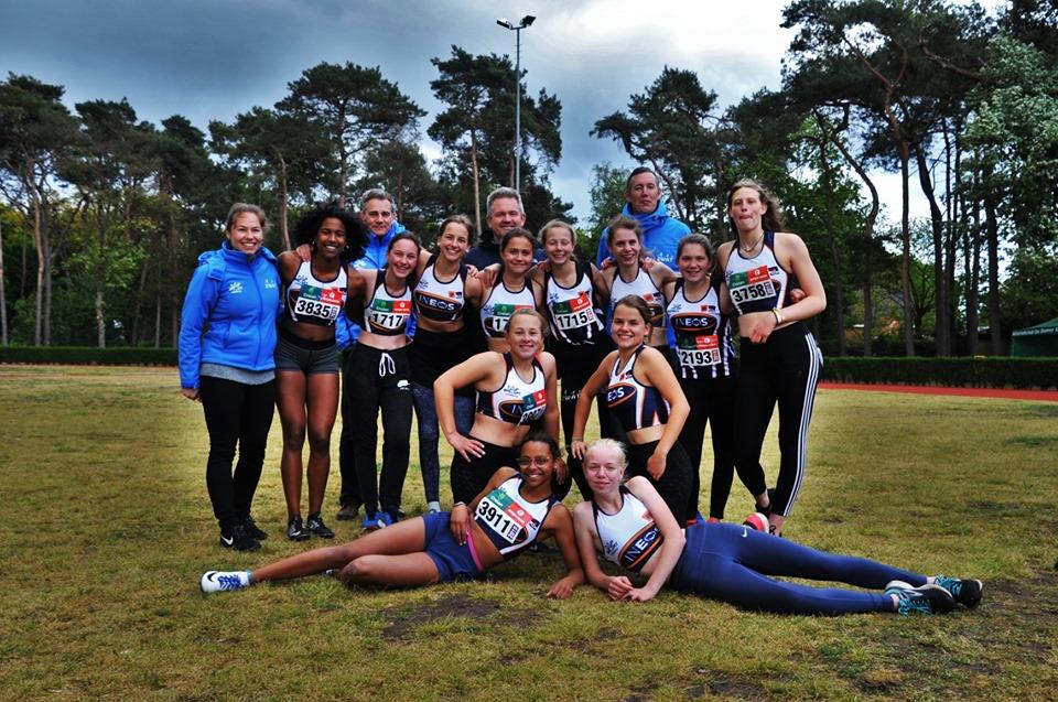Beker van Vlaanderen cadetten en scholieren meisjes - KAMPIOEN
