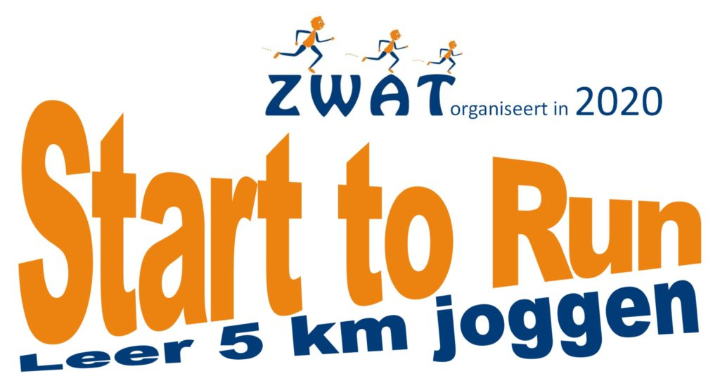 ZWAT organiseert Start To Run in voorjaar 2020